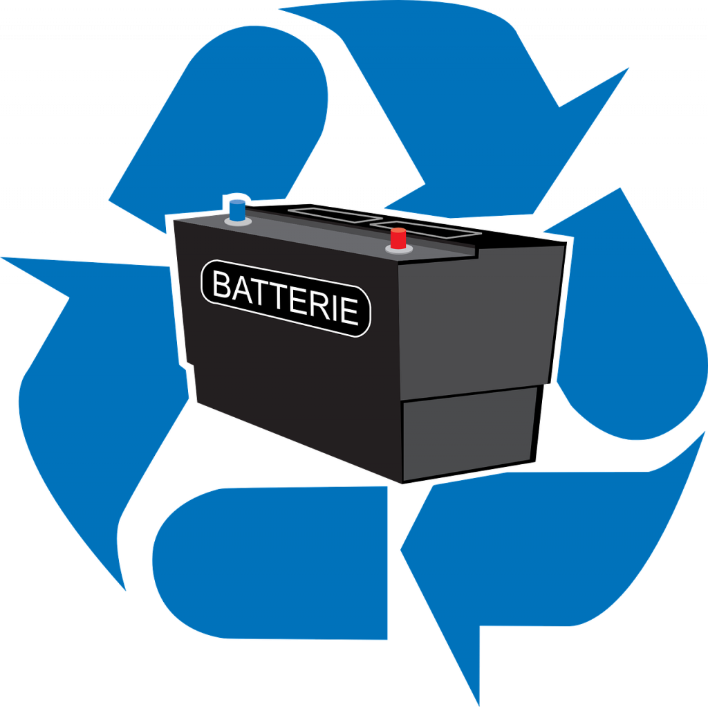 batterierecycling