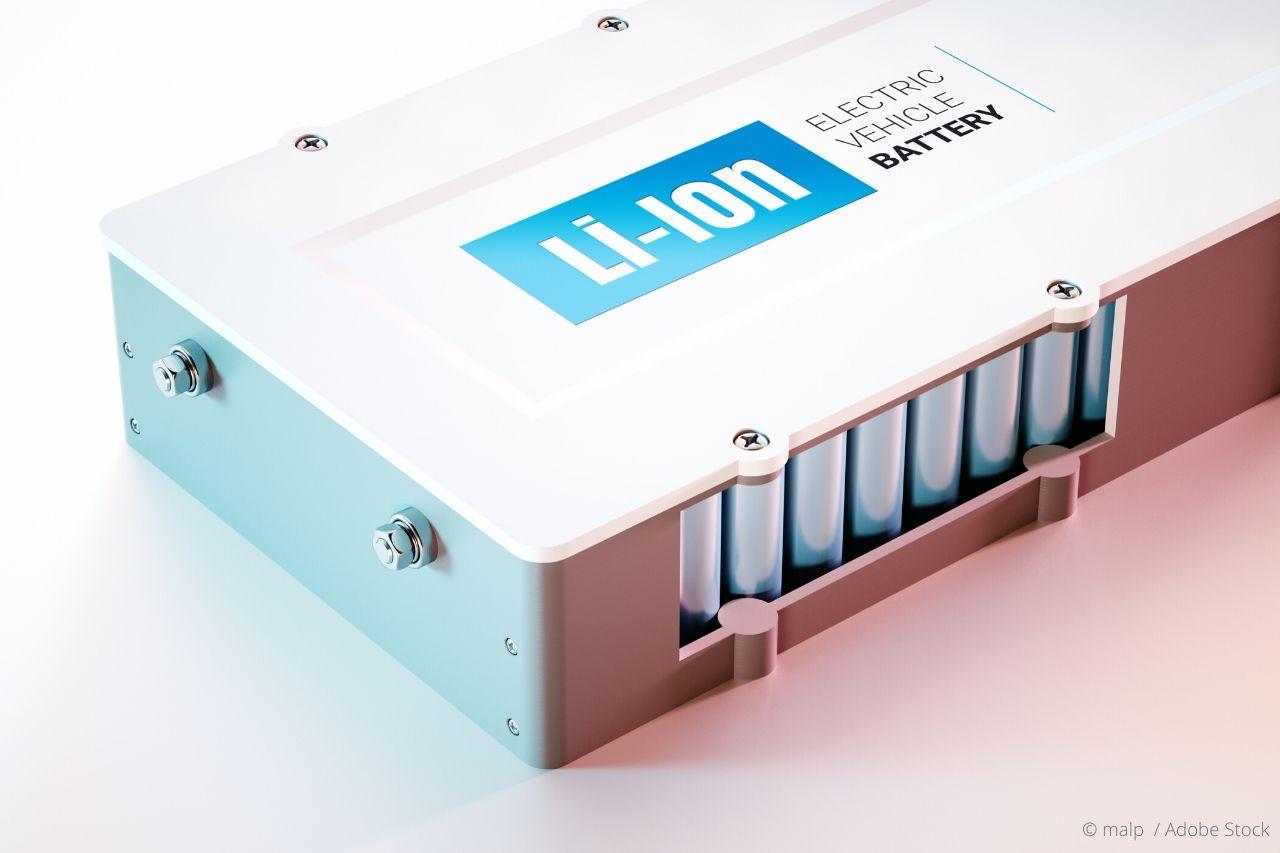 Li-Ion Batterie
