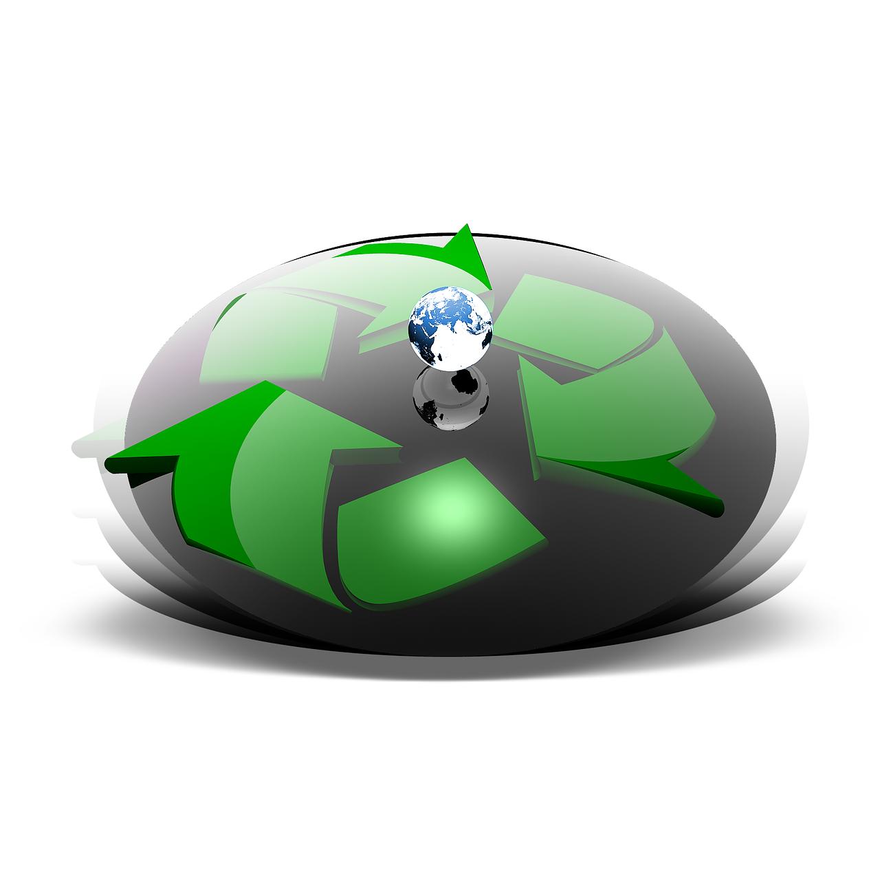 Recycling Kreislauf